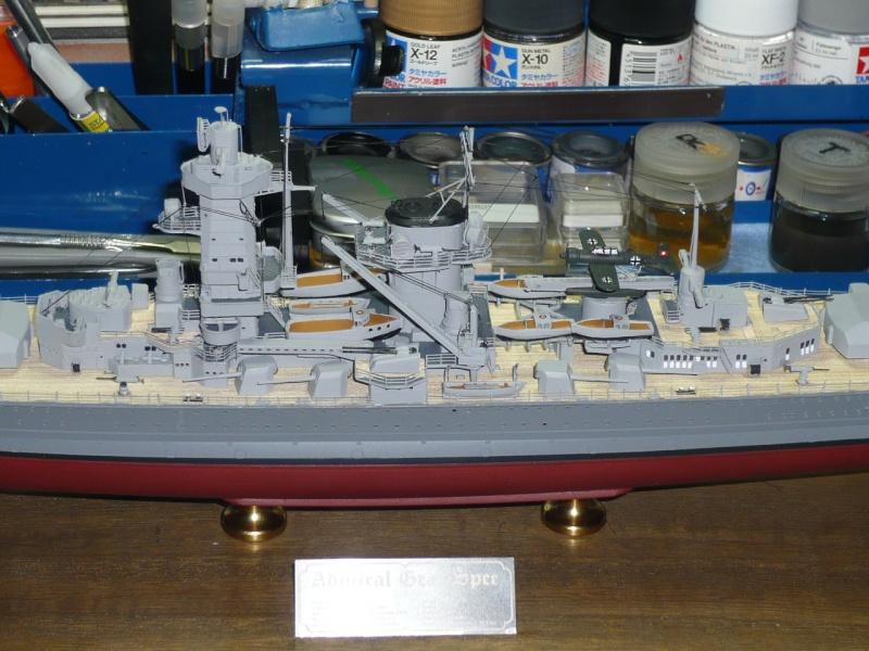 Admiral Graf Spee Premium Edition von Academy 1/350 +Zubehör FERTIG - Seite 2 P1040413