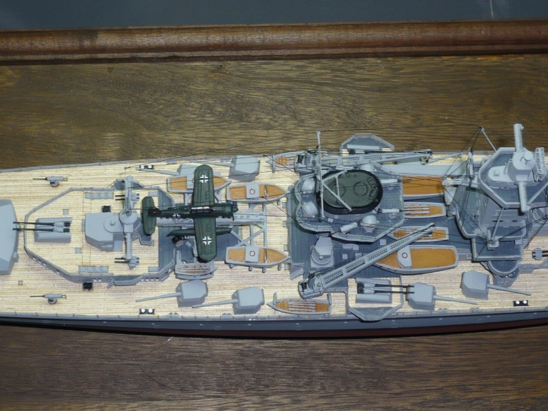 Admiral Graf Spee Premium Edition von Academy 1/350 +Zubehör FERTIG - Seite 2 P1040417