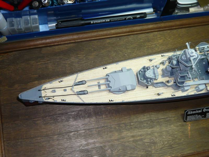 Admiral Graf Spee Premium Edition von Academy 1/350 +Zubehör FERTIG - Seite 2 P1040510