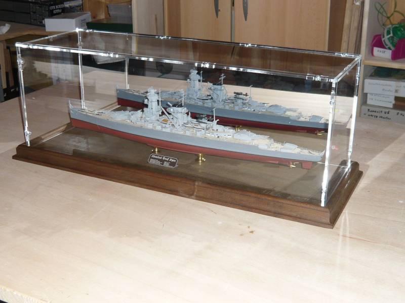 Admiral Graf Spee Premium Edition von Academy 1/350 +Zubehör FERTIG - Seite 3 P1040511