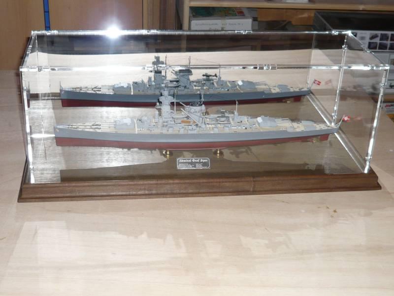 Admiral Graf Spee Premium Edition von Academy 1/350 +Zubehör FERTIG - Seite 3 P1040513