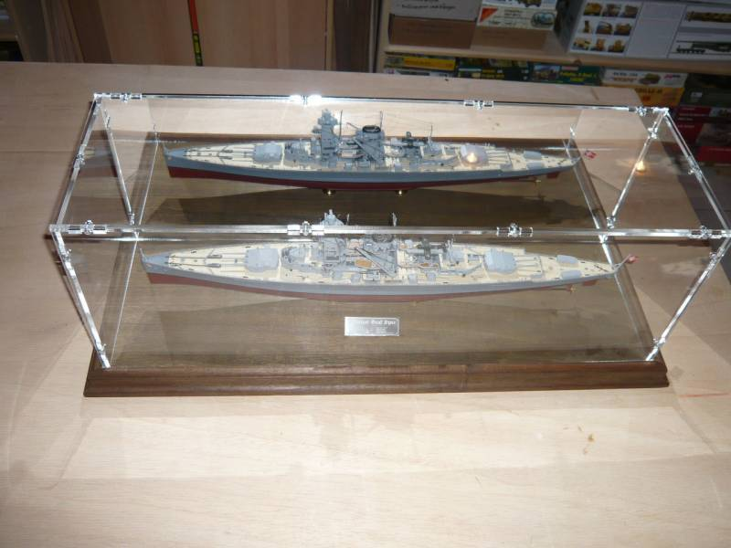 Admiral Graf Spee Premium Edition von Academy 1/350 +Zubehör FERTIG - Seite 3 P1040514