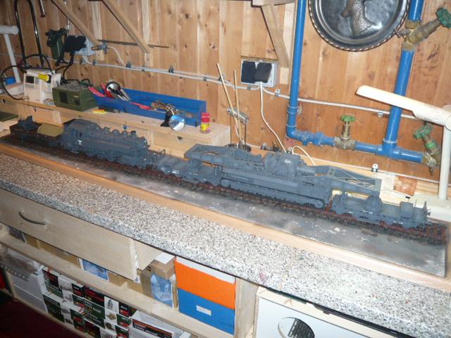 BR86 mit Mörser Thor eisenbahnverlastet und Railway Gondola, als Dio - Seite 3 P1040614
