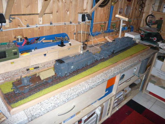 BR86 mit Mörser Thor eisenbahnverlastet und Railway Gondola, als Dio - Seite 3 P1040615