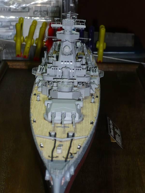 Admiral Graf Spee Premium Edition von Academy 1/350 +Zubehör FERTIG - Seite 2 P1040810