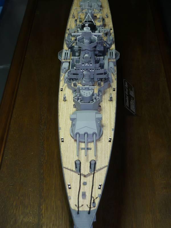 Admiral Graf Spee Premium Edition von Academy 1/350 +Zubehör FERTIG - Seite 2 P1040910