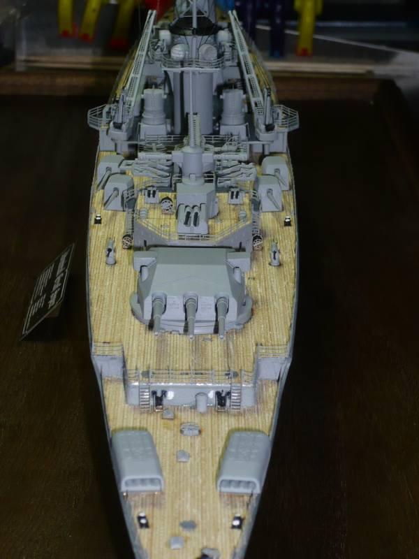Admiral Graf Spee Premium Edition von Academy 1/350 +Zubehör FERTIG - Seite 2 P1041110