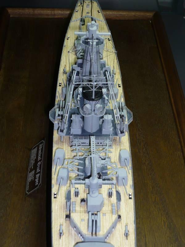 Admiral Graf Spee Premium Edition von Academy 1/350 +Zubehör FERTIG - Seite 2 P1041210