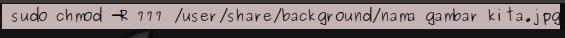 Cara Mengganti Background Login di Ubuntu 11.10 Chmod11