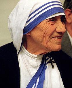 Mère Teresa de Calcutta 250px-13