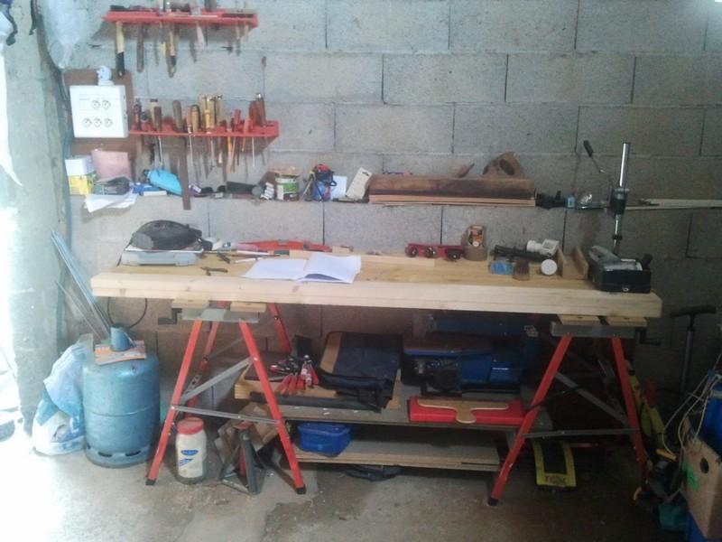 besoin d'idées pour équiper un petit atelier Pseudo10