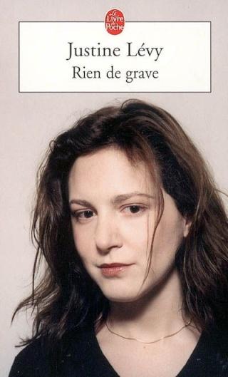 RIEN DE GRAVE de Justine Lévy Rien-d13