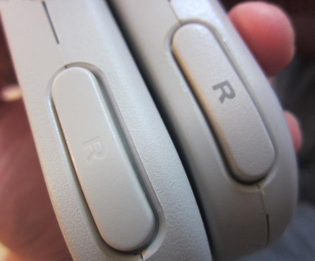 Manette Super Nintendo pour Wii Img_0521