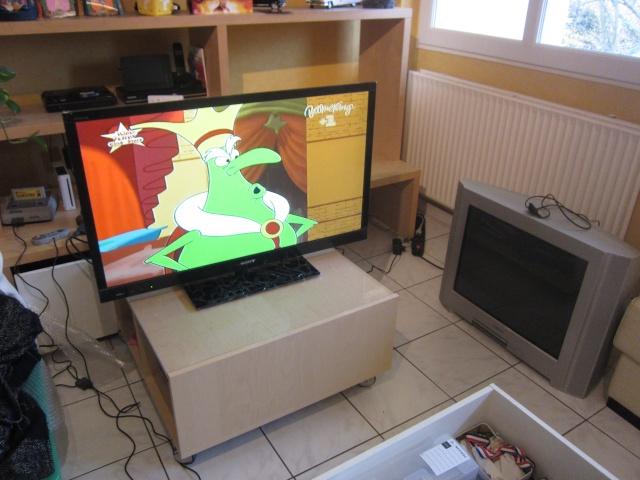 quelle tv utilisez vous pour vos consoles rétro ? - Page 3 Img_1323