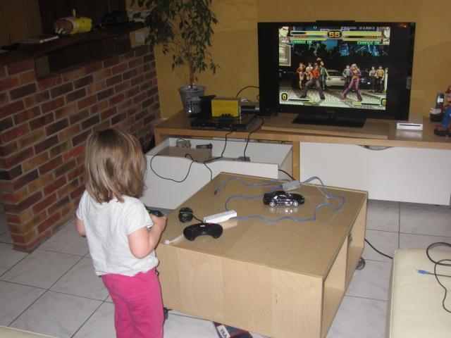 quelle tv utilisez vous pour vos consoles rétro ? - Page 3 Img_1330
