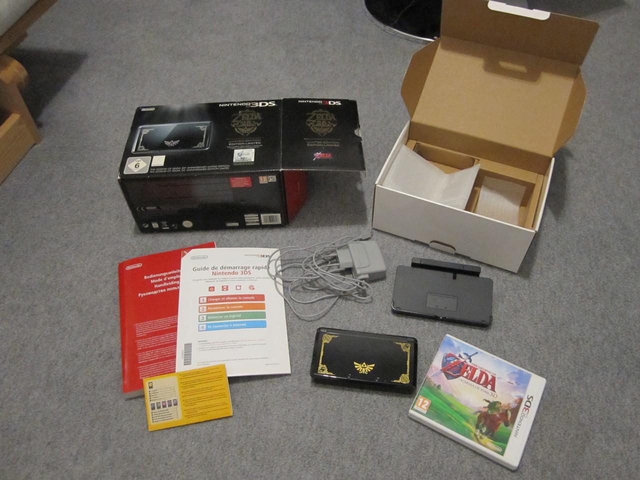 [VDS] -  3DS Pack Zelda 25ieme anniversaire Img_2110