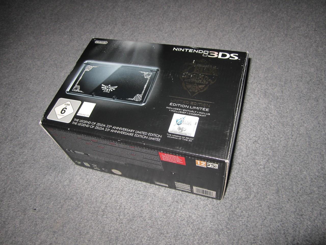 [VDS] -  3DS Pack Zelda 25ieme anniversaire Img_2111