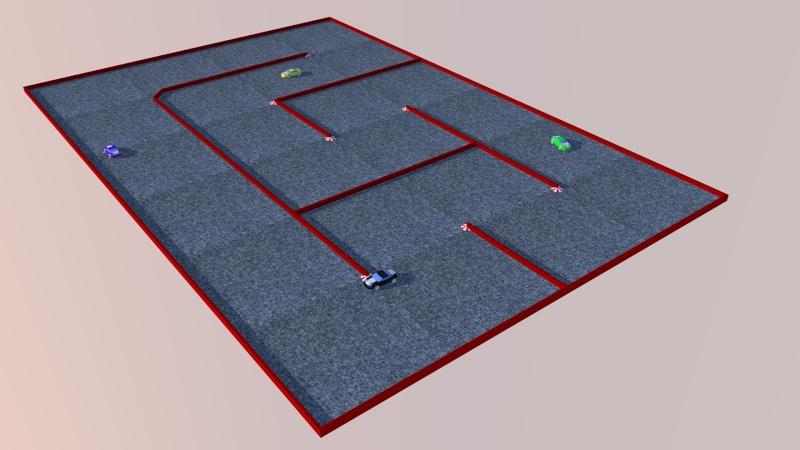 Mon projet de piste démontable Circui10