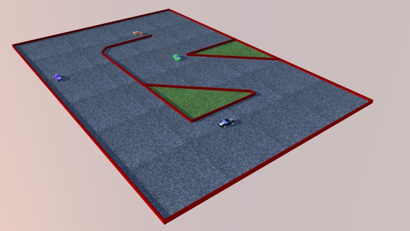 Mon projet de piste démontable Circui11