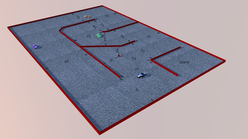 Mon projet de piste démontable Circui12