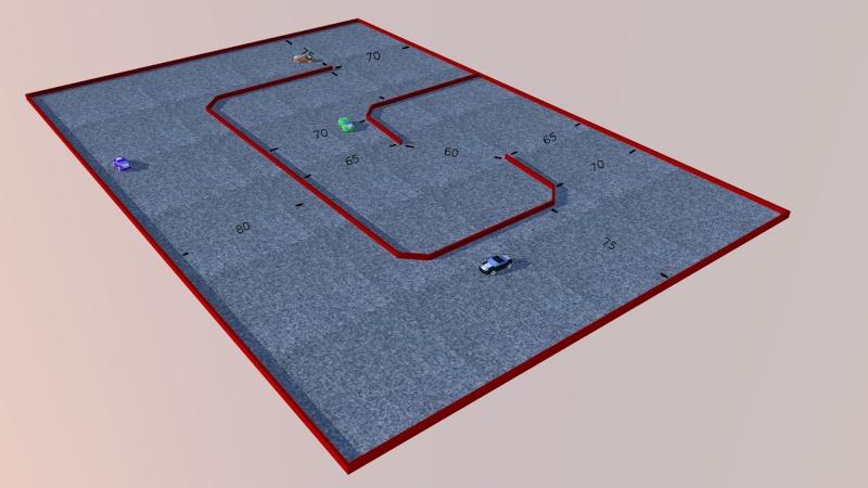 Mon projet de piste démontable Cirdui10