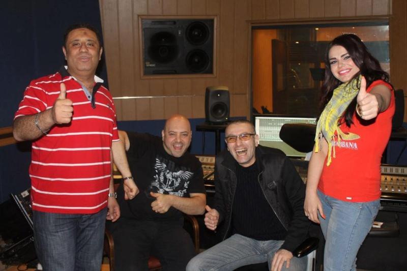 الفنانة ريماس 2012 من داخل الاستديوة و فى صور حصرية فقط على نجوم العرب 24643810