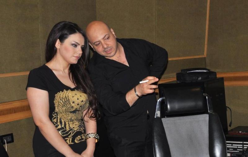 الفنانة ريماس 2012 من داخل الاستديوة و فى صور حصرية فقط على نجوم العرب 48427610