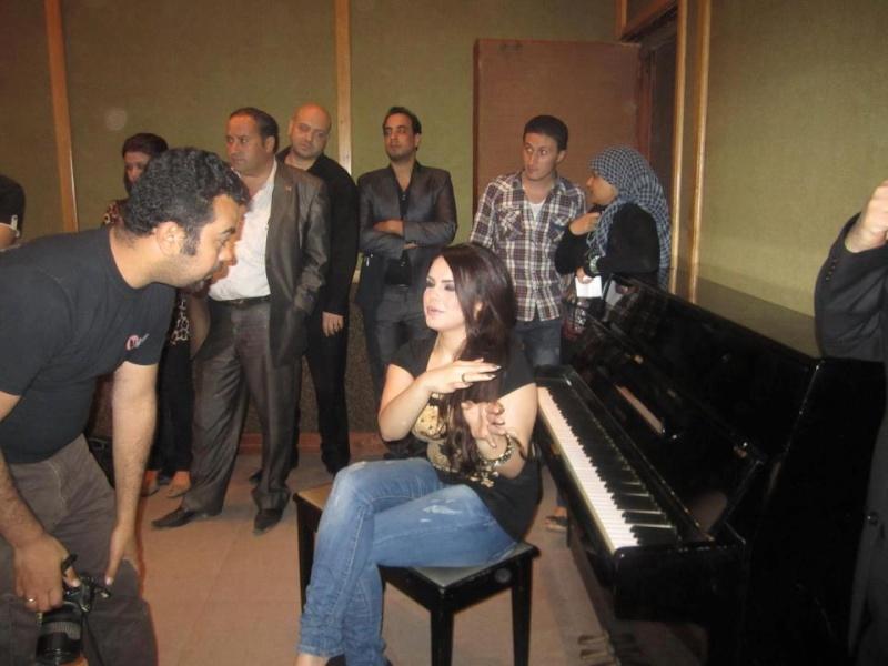 الفنانة ريماس 2012 من داخل الاستديوة و فى صور حصرية فقط على نجوم العرب 57992310