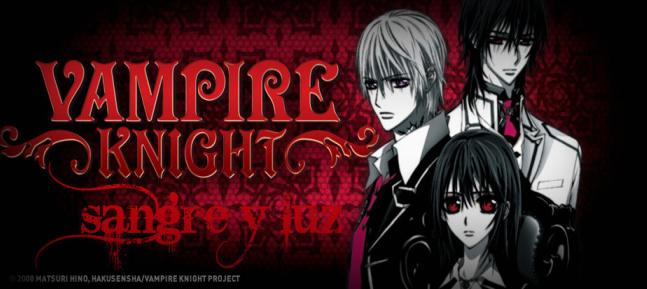Vampire Knight: Sangre y Luz