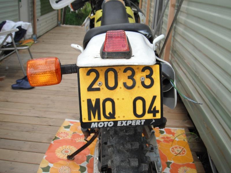 Ma passion nouvelle motorisé: CRM 125 Dscf1016