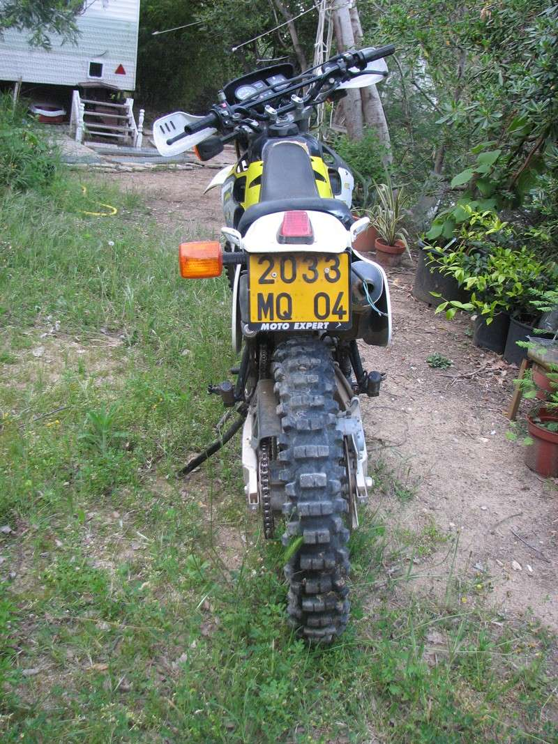Ma passion nouvelle motorisé: CRM 125 Img_3113