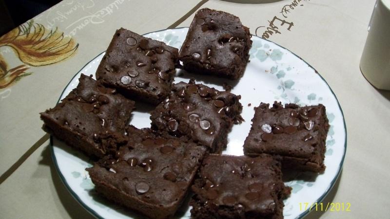 Brownies au fèves noires 100_3212