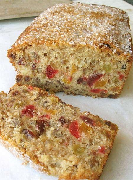 Pain-gâteau aux fruits 12271910