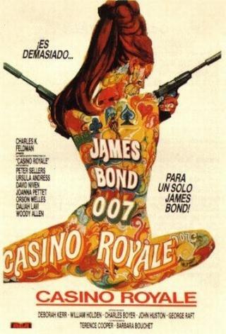 Casino Royale - James Bond 1967 Casino10