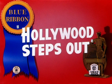 Hollywood steps out cartoon de Tex Avery 1941 Hollyw11