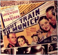 Une femme disparaît (The lady vanishes). Images53