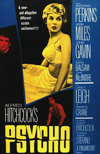 Hitchcock : 2 biopics en préparation ... - Page 2 Psycho10
