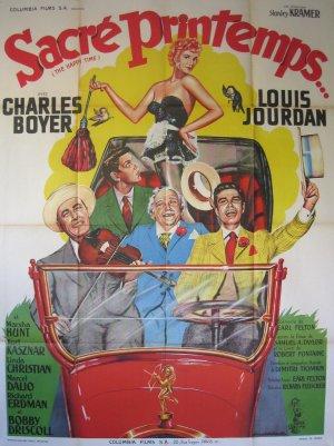 Charles Boyer, le plus français des acteurs hollywoodiens  Sacre210
