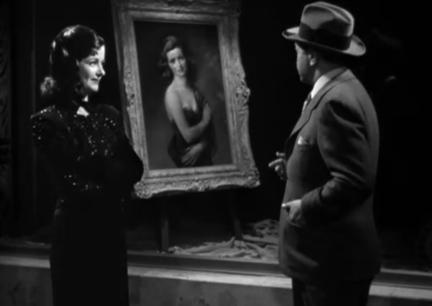 3 Films noirs de Fritz Lang (période américaine)  Woman-10