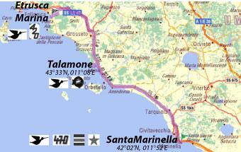 Un site merveilleux : « L'Argentario dans la Maremme Toscane » Talamo10