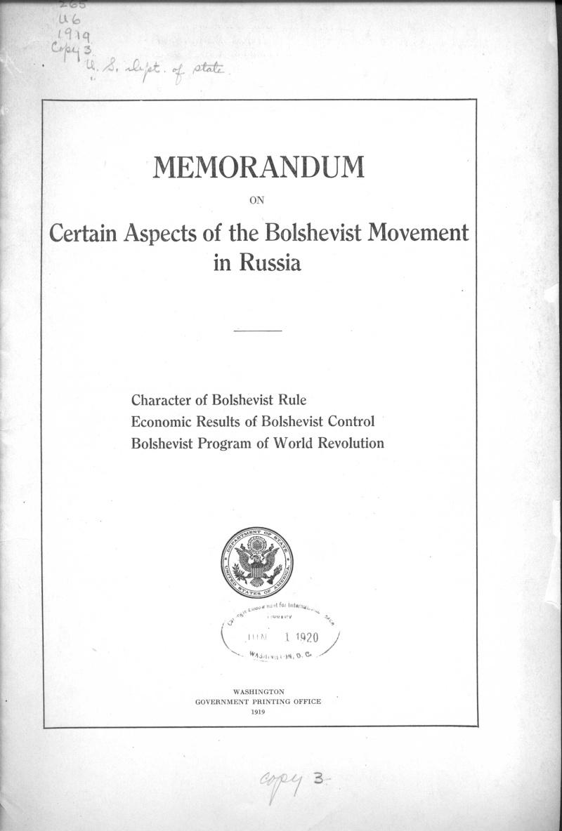 Russia in American Civil War Memora10