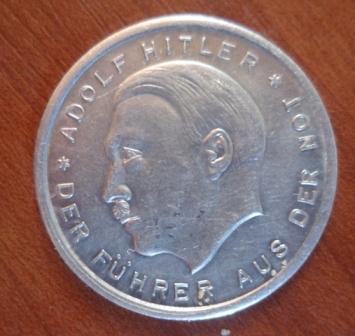 médaille allemande 0111