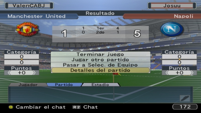 Amichevole: Napoli vs Man. United [VUELTA] 1png10