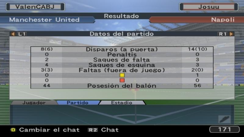 Amichevole: Napoli vs Man. United [IDA] 212