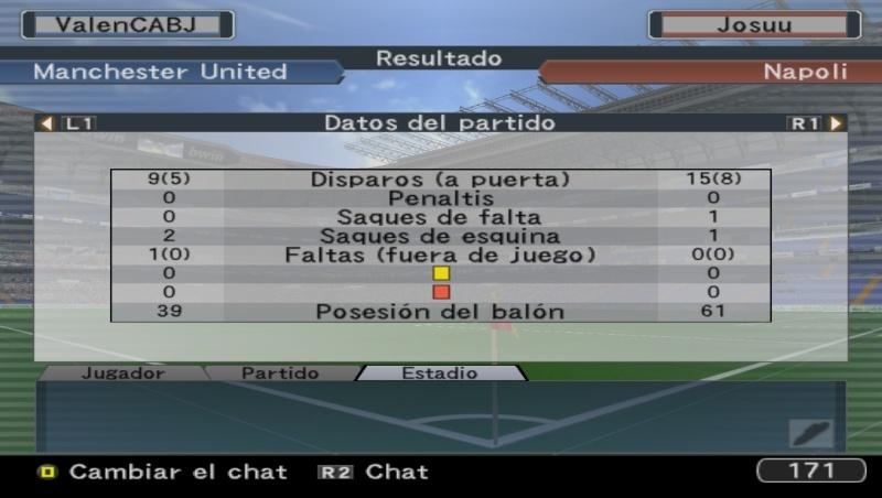 Amichevole: Napoli vs Man. United [VUELTA] 2png10