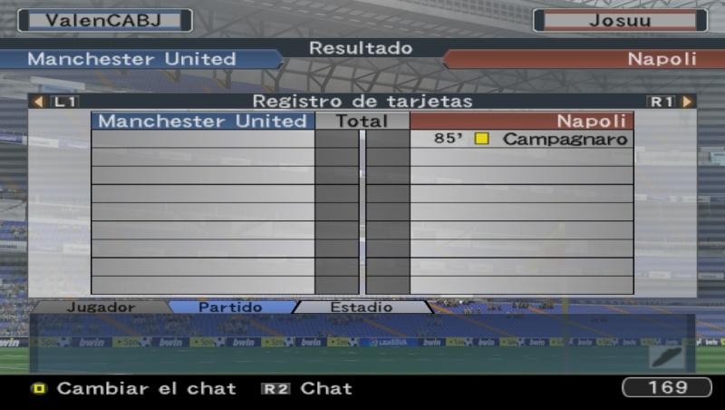 Amichevole: Napoli vs Man. United [IDA] 311