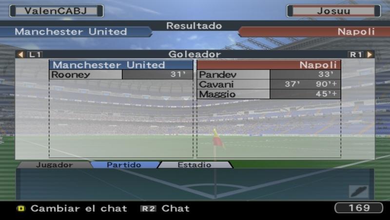 Amichevole: Napoli vs Man. United [VUELTA] 3png10