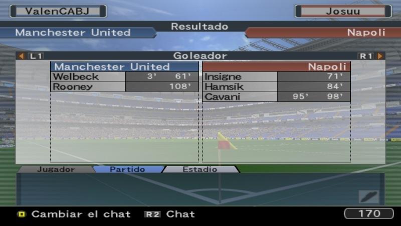 Amichevole: Napoli vs Man. United [IDA] 412