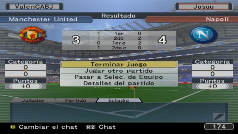 Amichevole: Napoli vs Man. United [IDA] Pes6lo10
