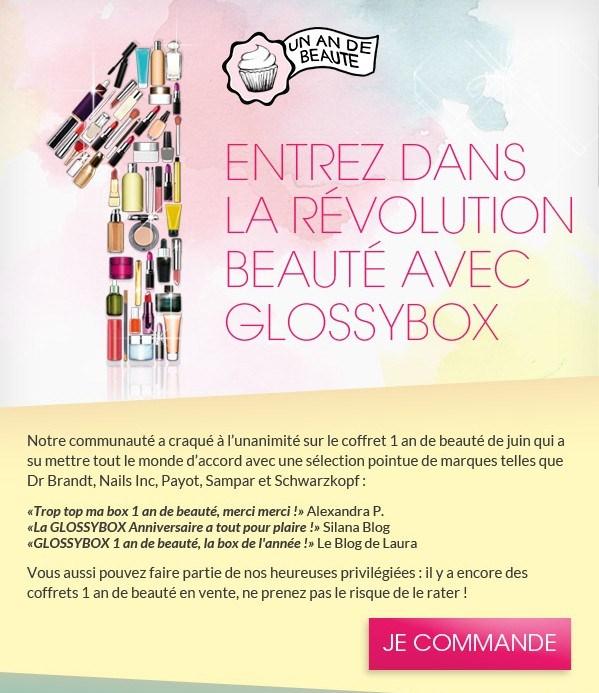 """[Juin 2012] Glossybox """"Un An De Beauté"""" - Page 30 Part112"""